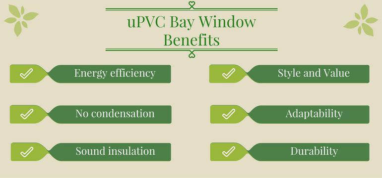 uPVC Bay Window Benefits